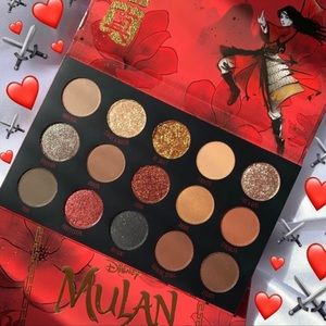🖤❤️New ColourPop x Mulan Eyeshadow Palette❤️🖤